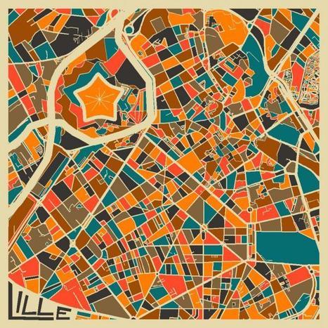 Petit atelier cartographique : Créer une cartographie minimaliste d'îlots urbains à partir des données OSM | PortailSIG | StylingM@p | Scoop.it