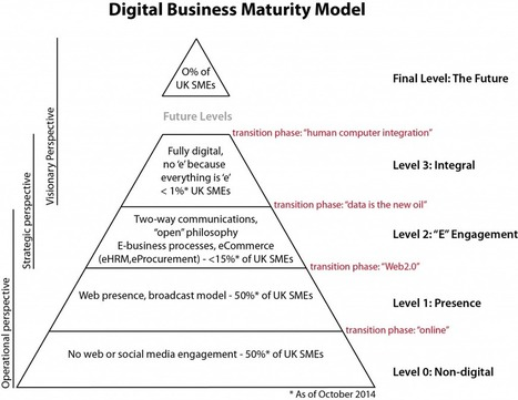 Digital Business Maturity Model: where is your business? | Designing  services | Scoop.it