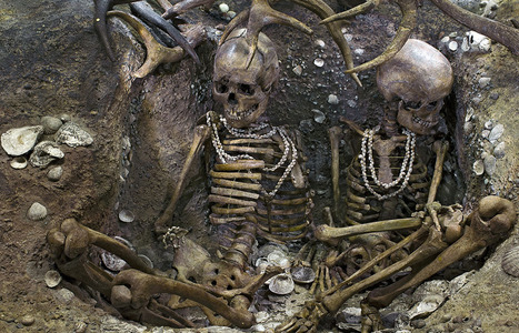 Early Human Burials Varied Widely but Most Were Simple | Anthropology, Archaeology, and History | Scoop.it