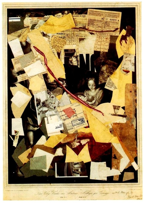 In the Merz family, I would like...Schwitters | Schwitters in Britain, Tate Britain, London | Culture and lifestyle | Scoop.it
