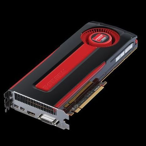 AMD back on top with new Radeon HD 7970 3D card | Technology and Gadgets | Scoop.it