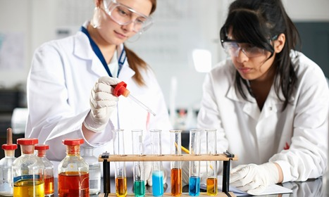 Female students start to show more interest in science and engineering - The Guardian | Multiverse | Scoop.it