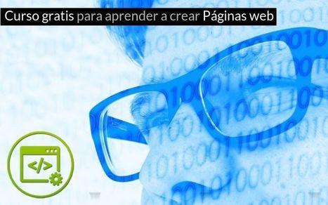 Aprender a crear Páginas web con este curso gratuito y online   Educativas   Scoop.it
