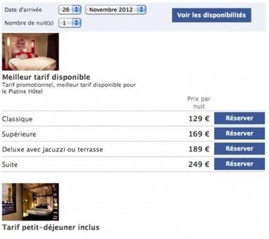 Ils se sont lancés sur les médias sociaux - Episode 1 : l'hôtellerie | customer service1 | Scoop.it