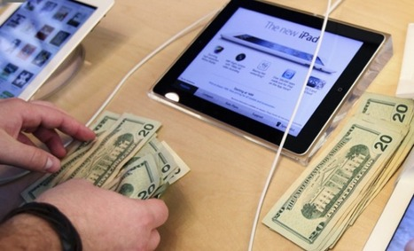 Get Ready To Spend More On Your Next iPhone, iPad | Winning The Internet | Scoop.it