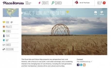 Online Rural Arts Project Expands Work | Daily Yonder | Keep It Rural | L'art contemporain exposé en milieu rural | Scoop.it