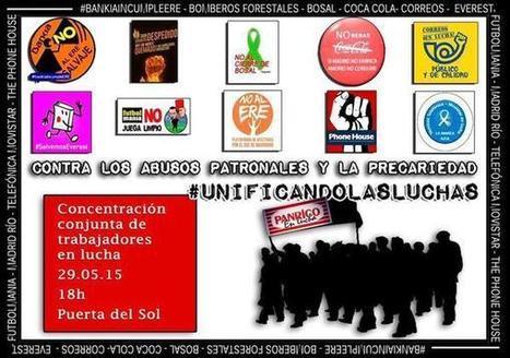 La MISMA CLASE... La MISMA LUCHA xq #TODOSsomosTRABAJADORES #UnificandoLasLuchas29M @Bosalenlucha @cocacolaenlucha @correosenlucha   La R-Evolución de ARMAK   Scoop.it