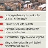 Poor teaching method restrains learners' skill - The Daily Star | Higher Education and more... | Scoop.it