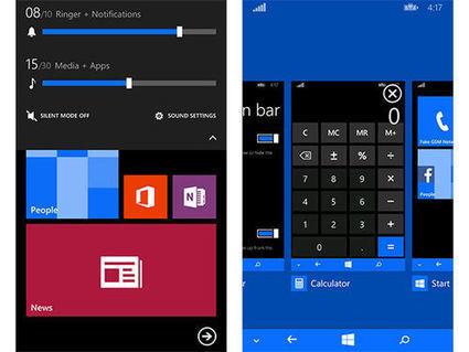 Windows Phone 8.1 : les nouveautés dévoilées grâce au SDK - Tom's Guide | divers | Scoop.it