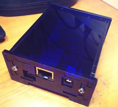 Twitter / Magnabit: Beaglebone Black Case ... | Raspberry Pi | Scoop.it
