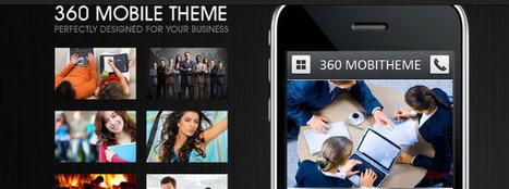5 Template Mobile per il Tuo Sito Web o Blog in Wordpress   wordpressmania   Scoop.it