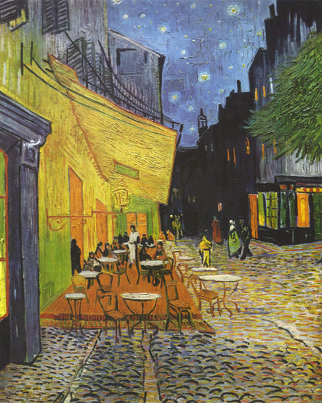 Vincent van Gogh: 5 Great Works | Endpaper: The Paperblanks Blog | Contextual Research | Scoop.it