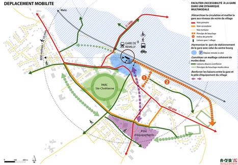 Valoriser et (re)composer les espaces Gare   Actualité du centre de documentation de l'AGURAM   Scoop.it