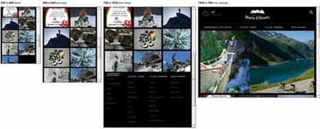 » Clin d'œil — Un seul site Web pour tous les types d'écrans | eTourisme - Eure | Scoop.it
