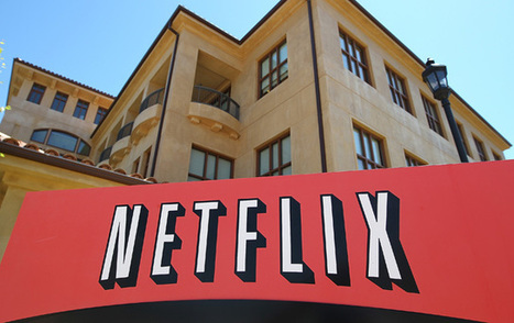 Netflix shares climb to all-time high after it's added to U.K. cable bundle | SiliconBeat | Netflix | Scoop.it