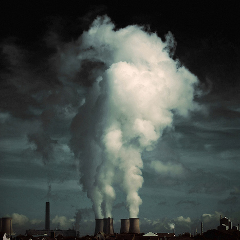 Finding The Beauty In Air Pollution | Interesting Software or Processing | Scoop.it