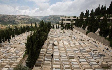 Jerusalem's underground City of the Dead   Gavagai   Scoop.it