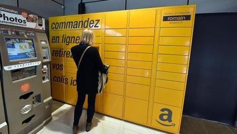 LOGISTIQUE > Amazon étend son réseau de consignes en France   E-commerce et logistique, livraison du dernier kilomètre   Scoop.it