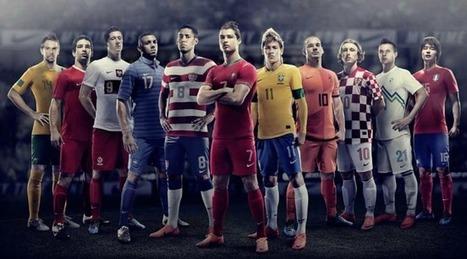 La innovadora apuesta de Nike: camisetas de fútbol recicladas | Futbol | Scoop.it