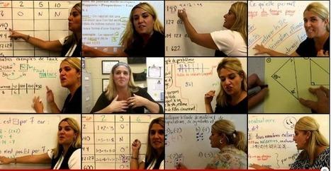 La classe inversée : rien de mieux pour Annick Arsenault Carter et ses élèves !   Méthodes pédagogiques   Scoop.it