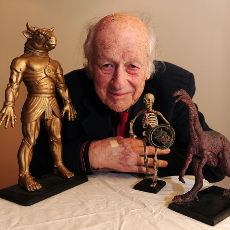 Visual-Effects Legend Ray Harryhausen Dead at 92 | Culture and Fun - Art | Scoop.it