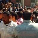 وقفة إحتجاجية للإداريين بمديرية التربية والتعليم بالقليوبية | جريدة عيون مصر | Scoop.it