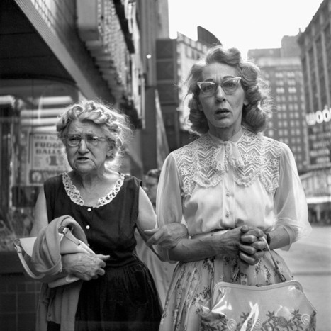 Unraveling the Mystery of Vivian Maier, One of America's Great Street Photographers | True Photography | Scoop.it