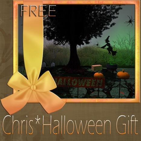 Halloween Goodies Box by Chris Garden | Teleport Hub - Second Life Freebies | Second Life Freebies | Scoop.it