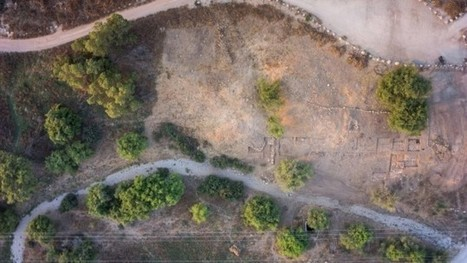 Archaeologists unearth the gate to Goliath's hometown   Jewish Education Around the World   Scoop.it
