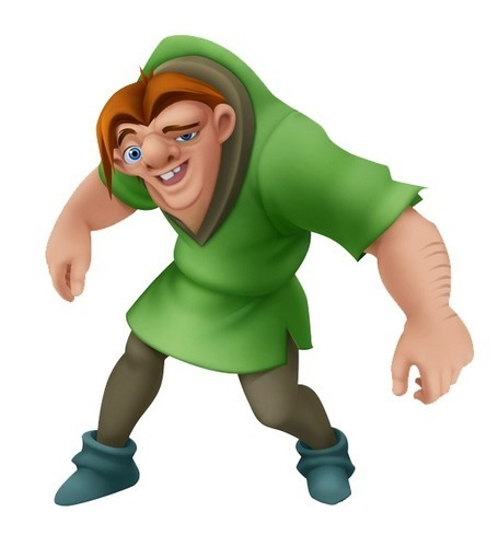 Quasimodo Laughter Spot : 'You have no arms' | TheMarketingblog | A Fresh Look at the Latest UK Marketing News | Scoop.it