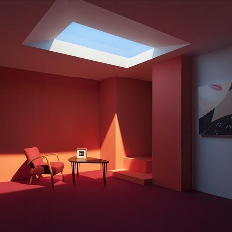 Une fenêtre qui imite la lumière naturelle du soleil | Menuiseries innovantes | Scoop.it