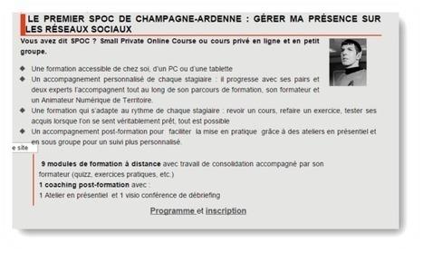 Tu es en quelle classe cette année : MOOC ou SPOC ? - Etourisme.info   Tourisme et Formation   Scoop.it