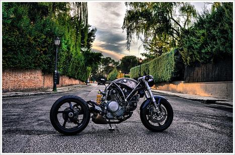 Ducati S2R 800 - 'Duc Soup' | Cafe Racers | Scoop.it