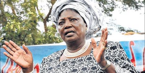 MAMA NGINA KENYATTA PARMI LES TROIS MILLIARDAIRES  FEMMES D'AFRIQUE - CAMEROUN PRESSE INFOS | FEMMES NOIRES FEMMES DE POUVOIR | Scoop.it