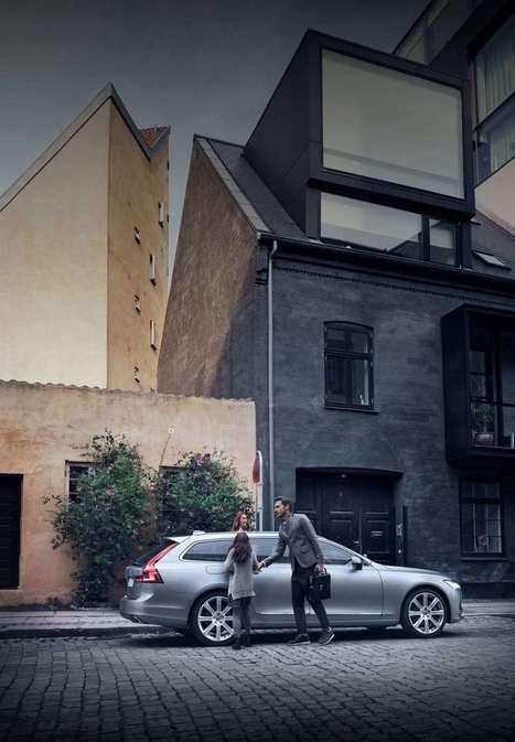 Volvo lanserar nytt bekvämt sätt att ha bil | Bilpool | Scoop.it