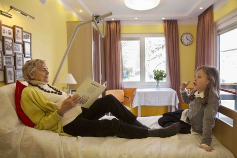 Senior Cottage : un logement adapté innovant permettant aux personnes âgées de vivre aux côtés de leurs proches | isolement senior | Scoop.it