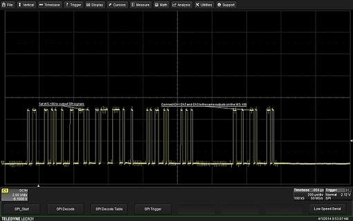 Customize your oscilloscope to simplify operations