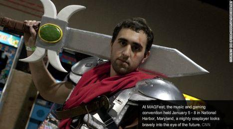 MAGFest runs on video game music – GeekOut - CNN.com Blogs | Cosplay News | Scoop.it