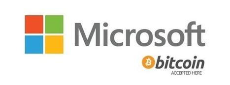 Microsoft começa a aceitar bitcoin - Brasil Bitcoin | [Bitinvest] Bitcoin News - Brasil | Scoop.it