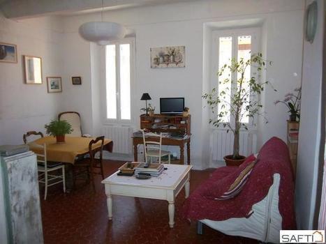 T1 Bis avec beau séjour, lumineux, calme, 80.000€, La Seyne | Mathieu BLONDEL Immobilier | Scoop.it