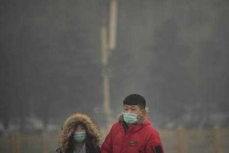 Air pollution in Beijing hits hazardous levels | Climate change challenges | Scoop.it
