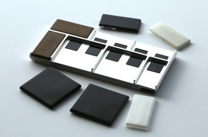 Google releases Project Ara developers kit, 3D printed modules coming early 2015   3D_Materials journal   Scoop.it