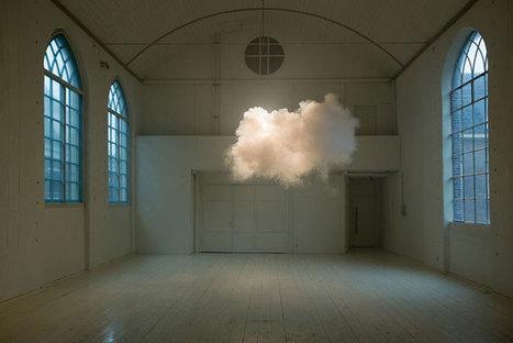 How To Make Clouds Indoors: Nimbus By Berndnaut Smilde | Planet Earth | Scoop.it