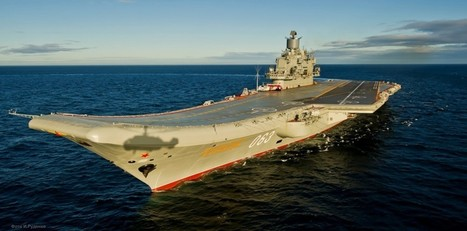Russian Aircraft Carrier Said To Be Heading To Syrian Coast By End Of Summer | How will you prepare for the military draft if U.S. invades Syria right away? | Scoop.it