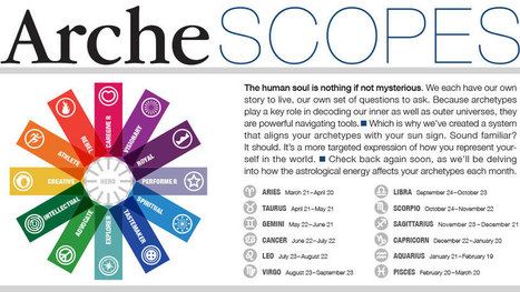 Archescopes | Astrology | Scoop.it