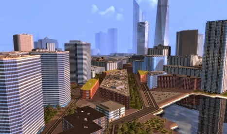 Tygron Serious Games For Spatial Planning | SERIOUS GAMES MARKET | Network to discuss Serious Games of the Future | Scoop.it