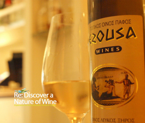 Xynisteri reveals it's second nature for Cyprus dry white wine | Open Cyprus | Scoop.it