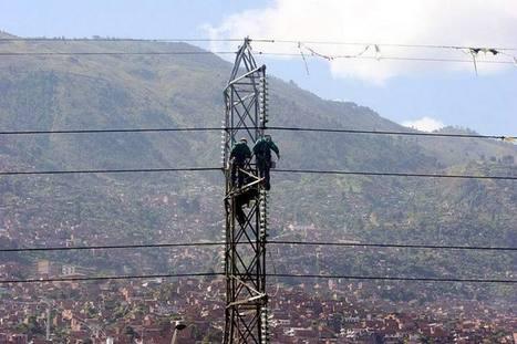 Costos de la energía tienen en jaque a la industria en Colombia | Infraestructura Sostenible | Scoop.it
