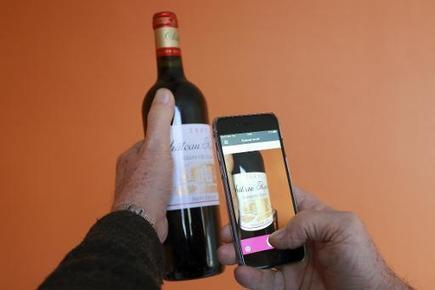 Winewoo, une application bordelaise qui veut devenir le Shazam du vin | Tag 2D & Vins | Scoop.it