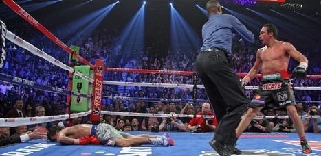 Márquez surpreende e nocauteia Pacquiao na 4ª luta entre eles; filipino quer revanche | esportes | Scoop.it